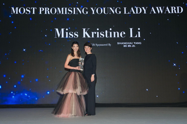 Kristine Li and Zita Ong
