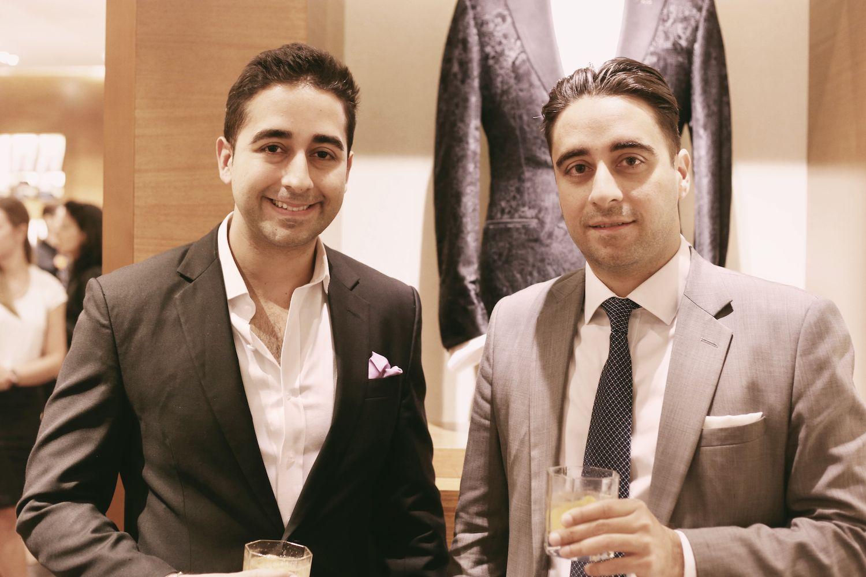 Manoj Chellaram and Manesh Chellaram