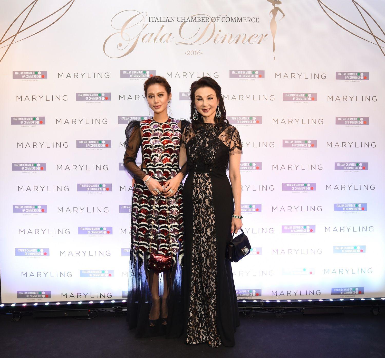 Eleanor Lam and Lynn Hsieh