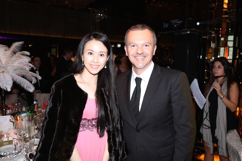 Jacqueline Chow and Antonello De Riu