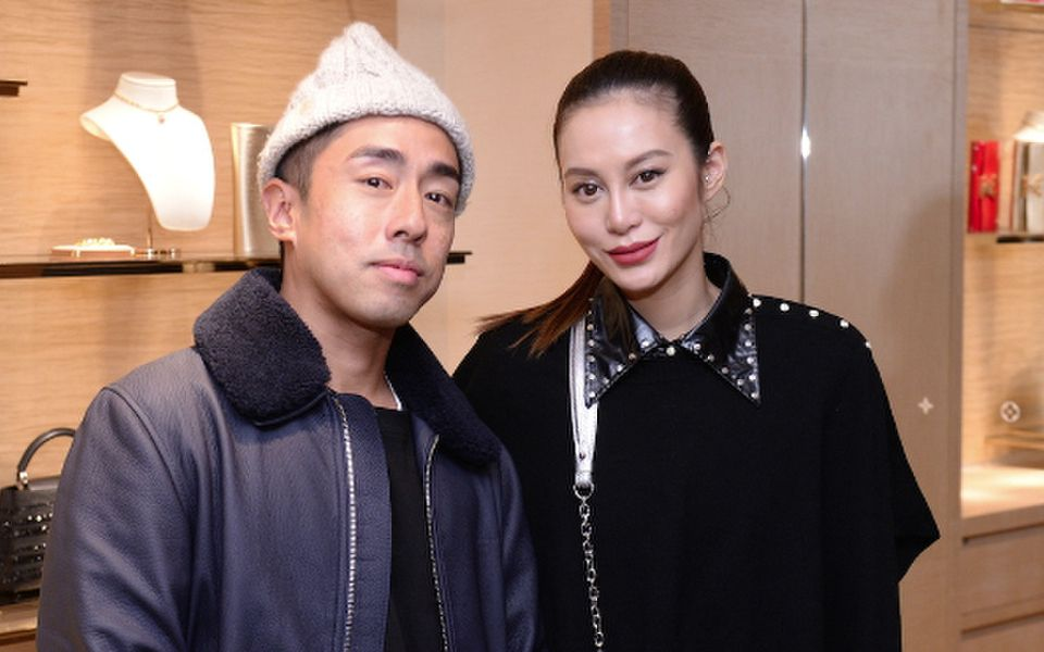 Kevin Poon and Eleanor Lam