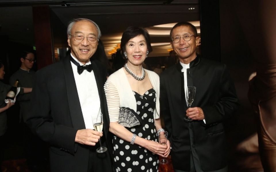 Chee-chen and Harriet Tung and V-Nee Yeh