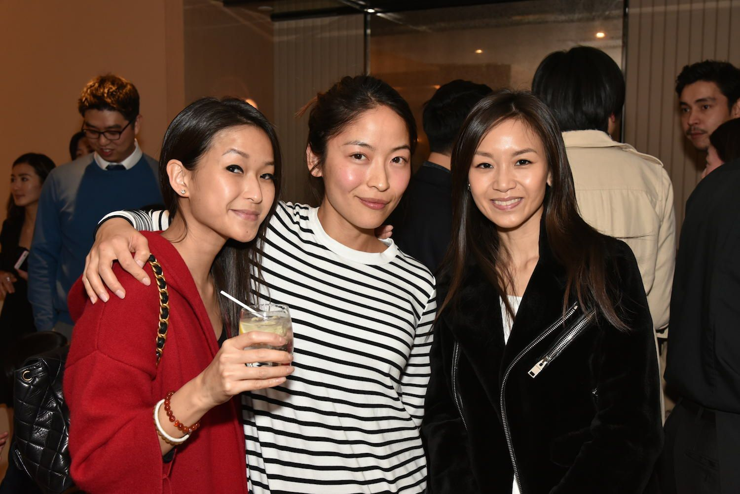 Michelle Wong Charlotte Hwang And Jacqueline