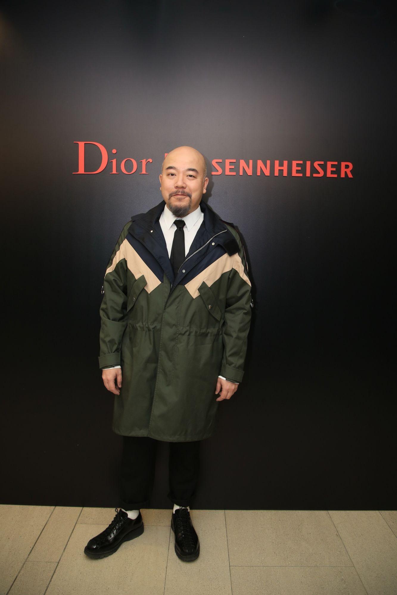 82e0e38905ba Photos  Dior Homme and Sennheiser Launch Party   Landmark