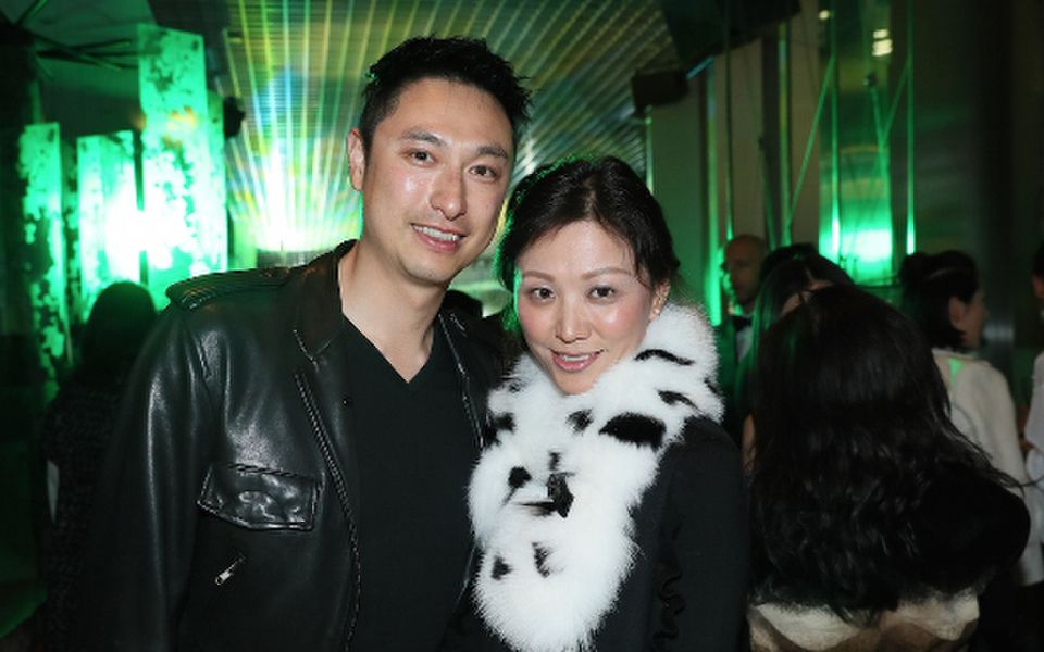 Alan and Michelle Chan