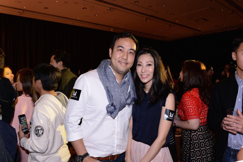 Leonard and Candice Chao