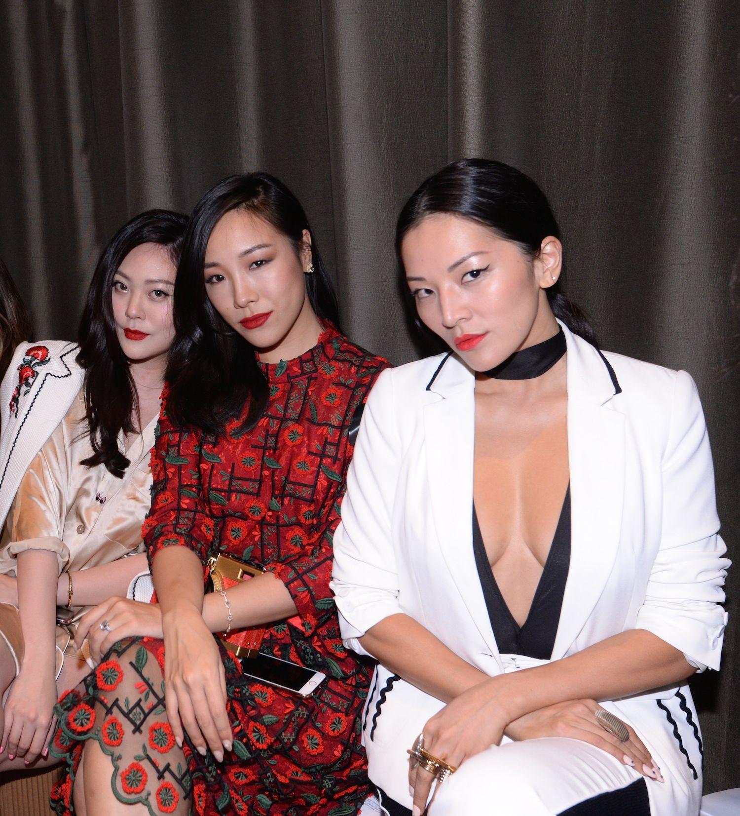 René Chu, Feiping Chang and Tina Leung