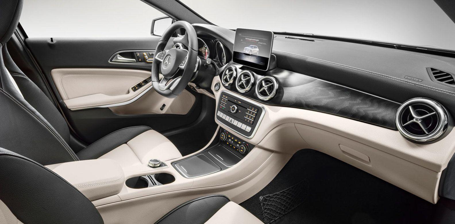 The Mercedes Benz Gla Grows Up Hong Kong Tatler Interior