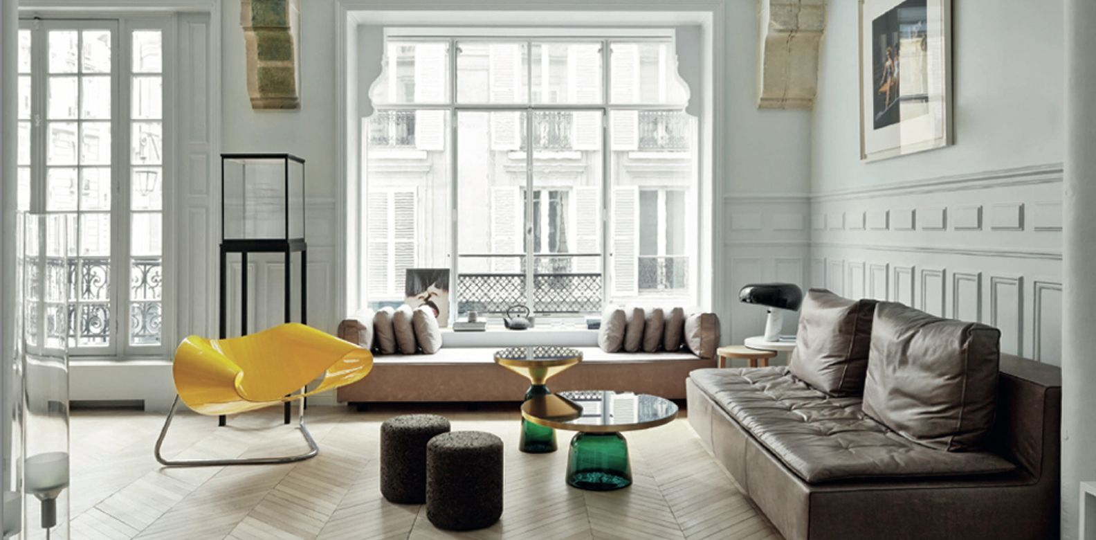 5 Things The French Can Teach Us About Home Decor Hong
