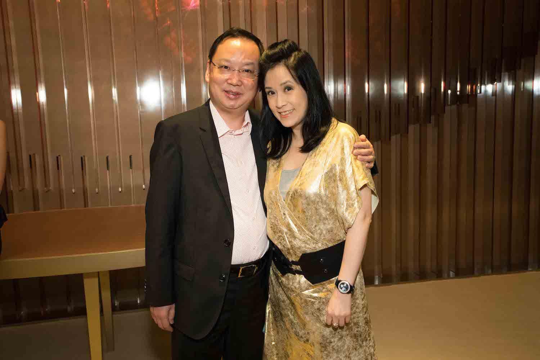 Rock and Helen Chen