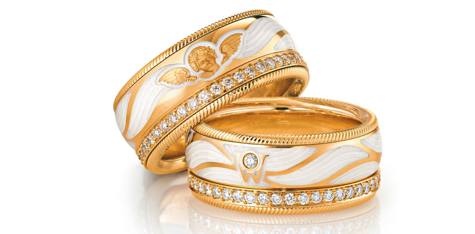 Go Beyond Gold With These Wedding Bands Hong Kong Tatler