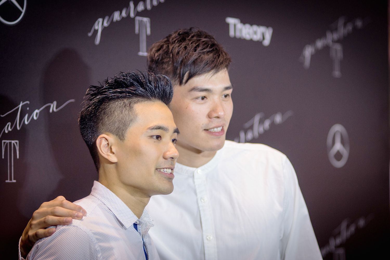 Emil Cheung and Shawn Cheung