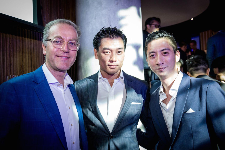 Goris Verburg, Xuan Mu and Arthur Law