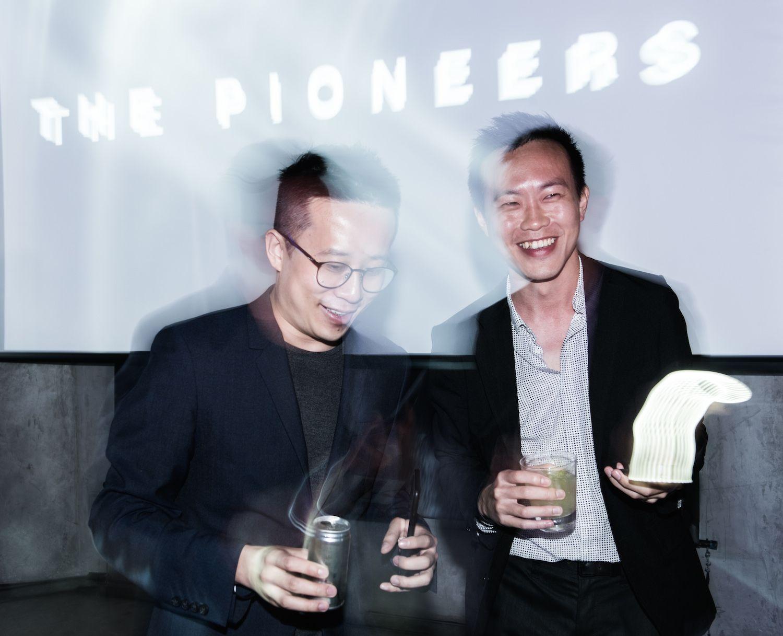 Otto Ng and Kevin Mak