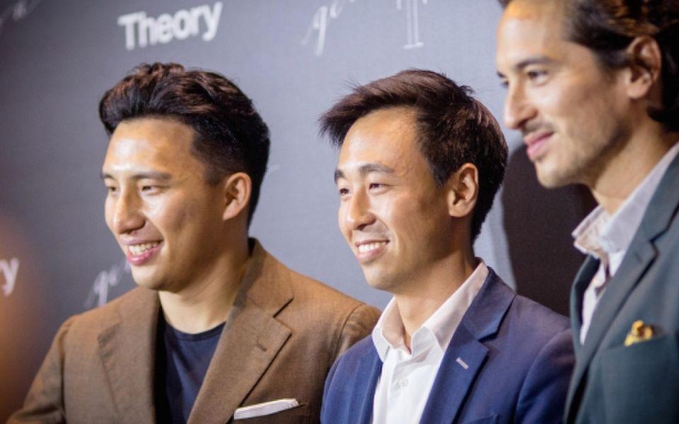 Wesley Ng, Gary Liu and Sean Lee-Davies