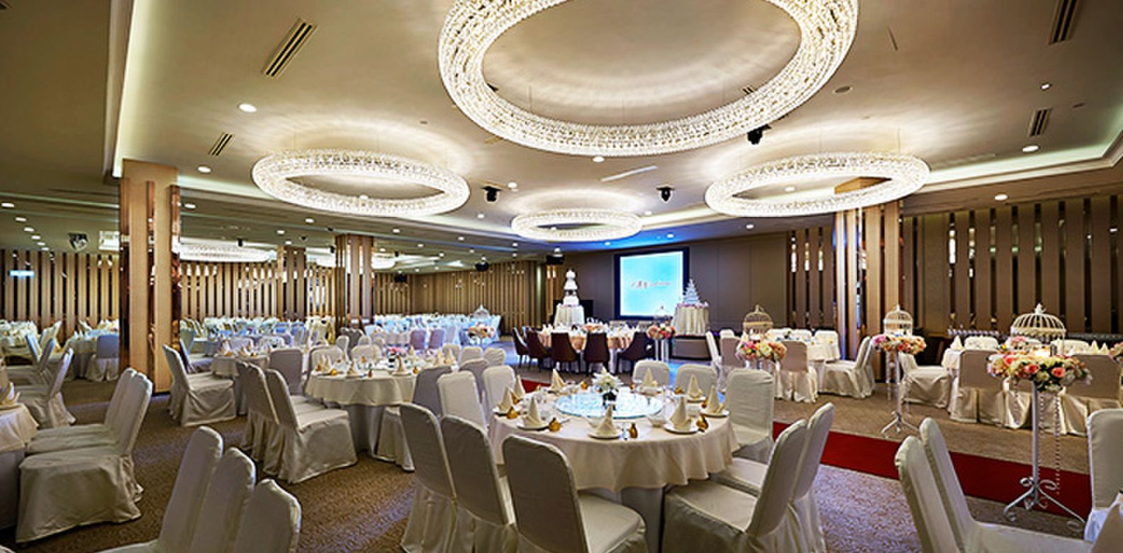 For Chinese Wedding Banquets Or Other Occasions Grand Harbour Will