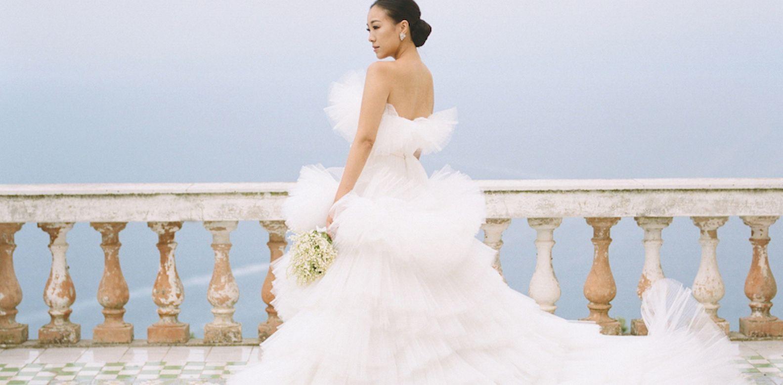 What It\'s Like To Have Giambattista Valli Design Your Wedding Dress ...