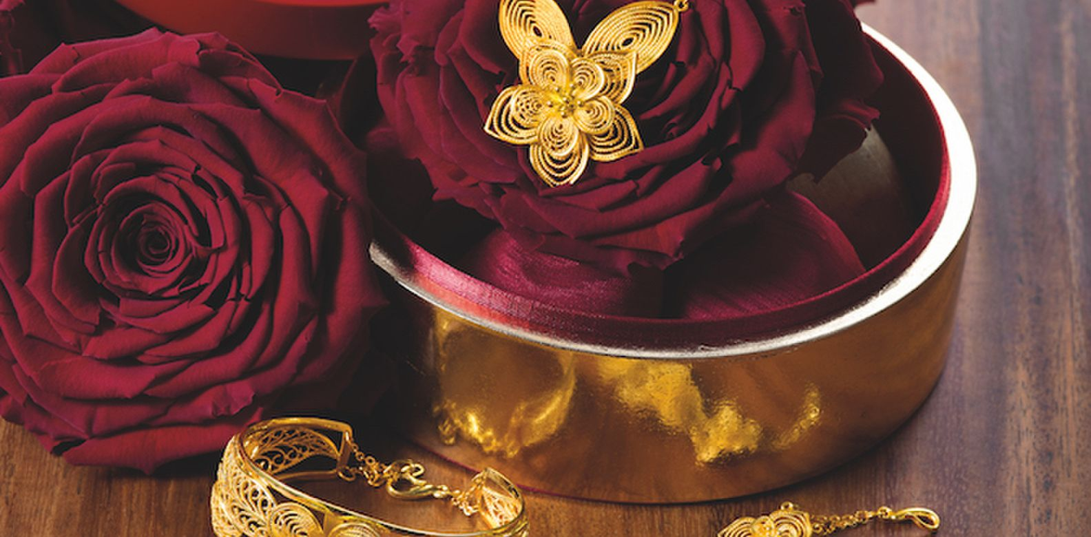Red Gold What You Need To Know About Chinese Wedding Jewellery