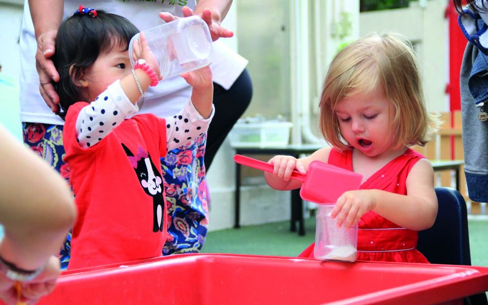 Yew Chung International School – Early Childhood Education