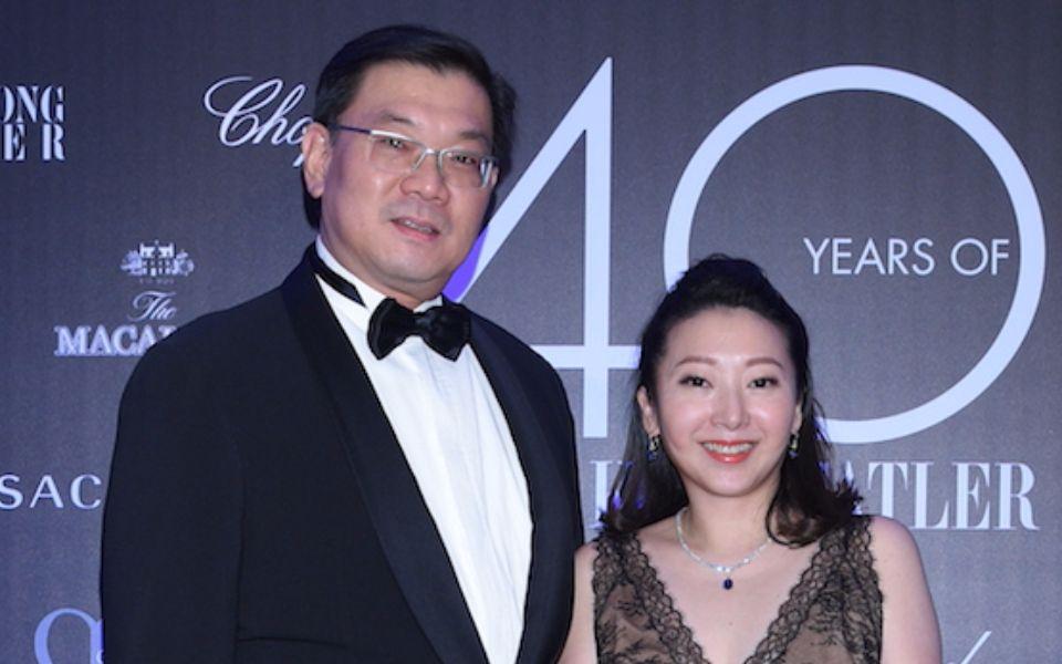 Andrew Tan, Winnie Chan