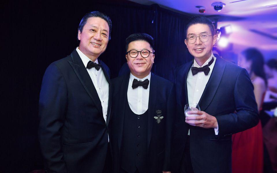 Daniel Chan, Matthew Lam, Philip Ma