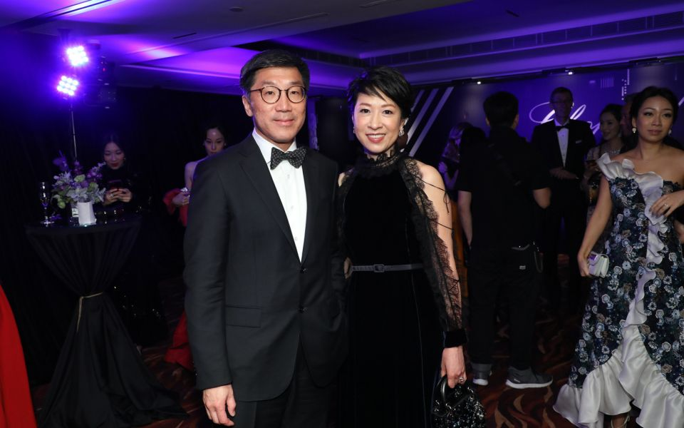 Christopher Chan, Michelle Ma