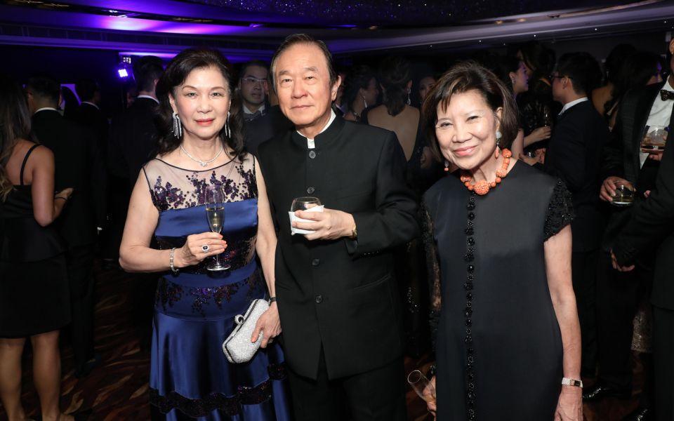 Helen Fong, Jack Fong, Kai-yin Lo
