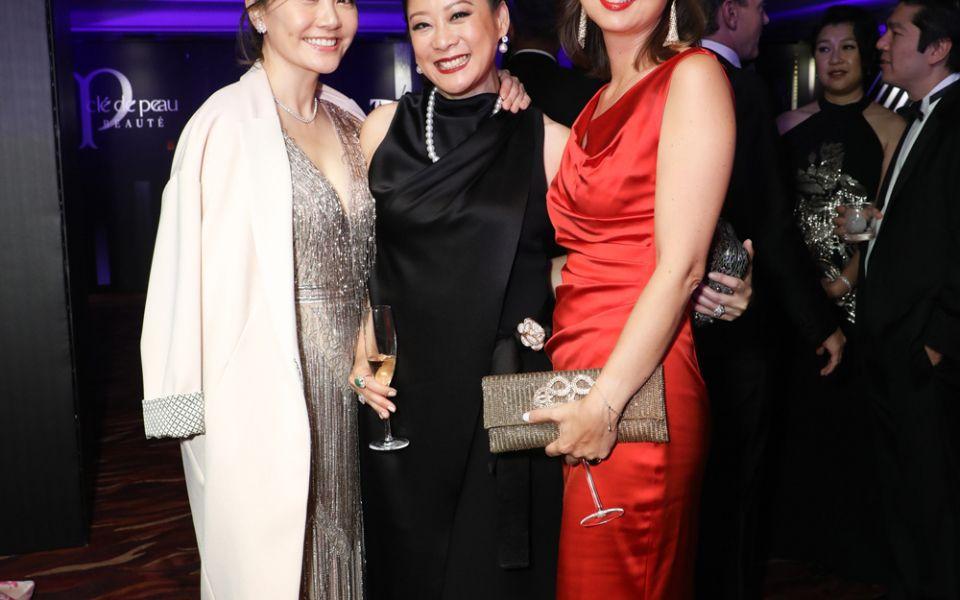 Laetitia Yu, Yuda Chan, Joanna Hotung