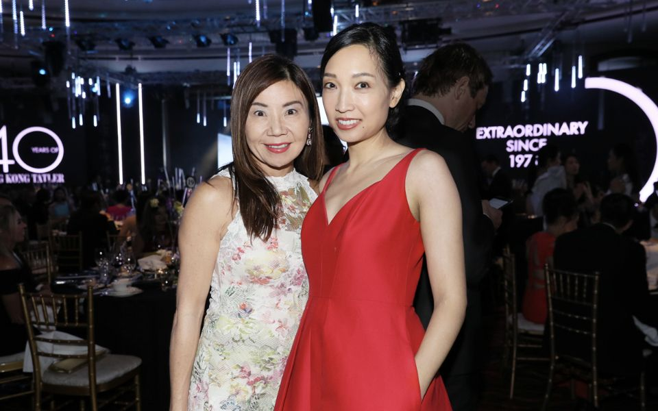 Esther Ma, Ann Cha