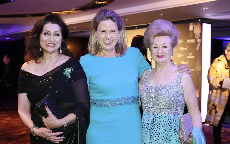 Bhagwanti Mohan, Desiree Jebsen, Elizabeth von Pfeil