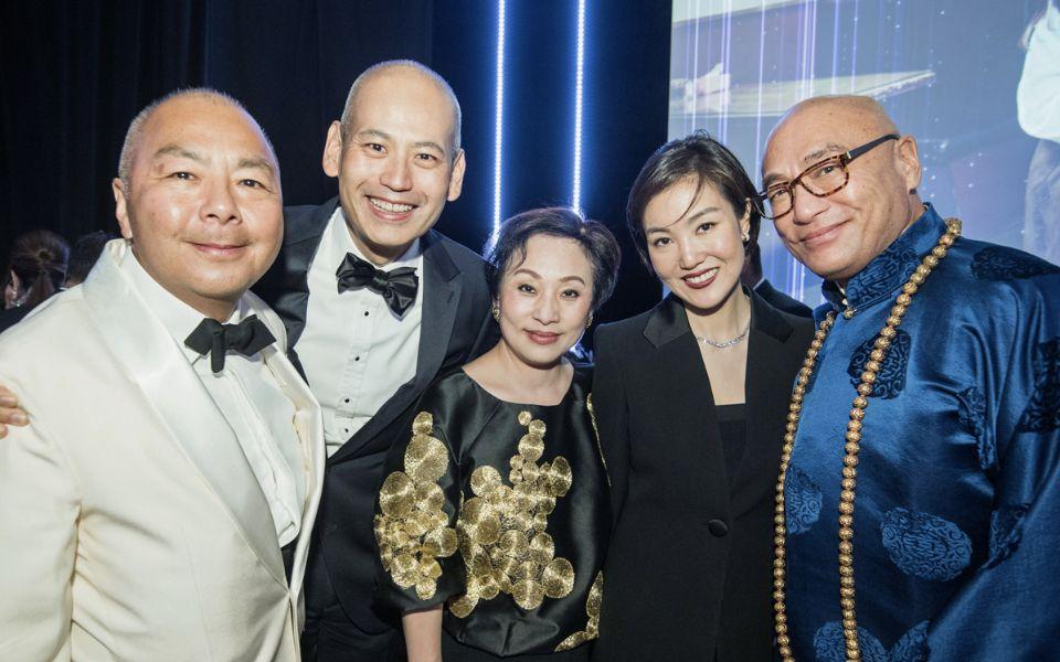 Joseph Fung, Dominique Lee, Nina Lam, Jane Chao-Lee, David Au
