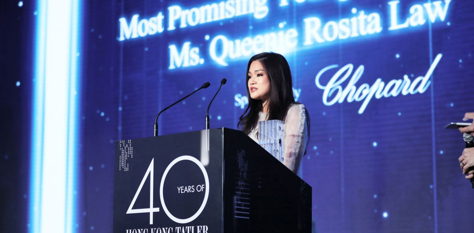 Most Promising Young Lady: Queenie Rosita Law