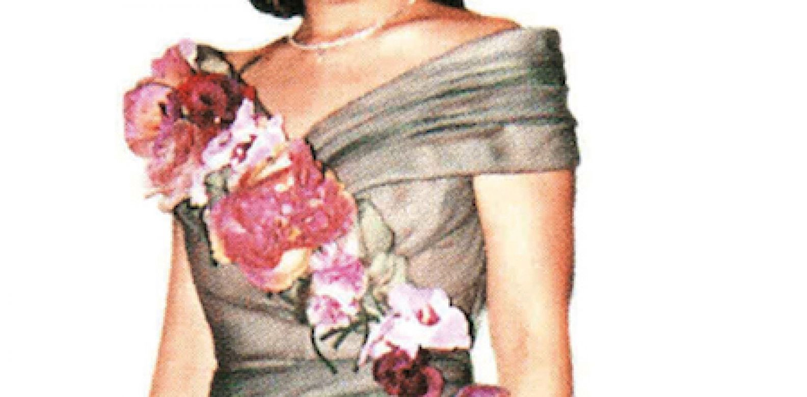 Maria Wu at the Hong Kong Girl Guides Association Ball (1999)
