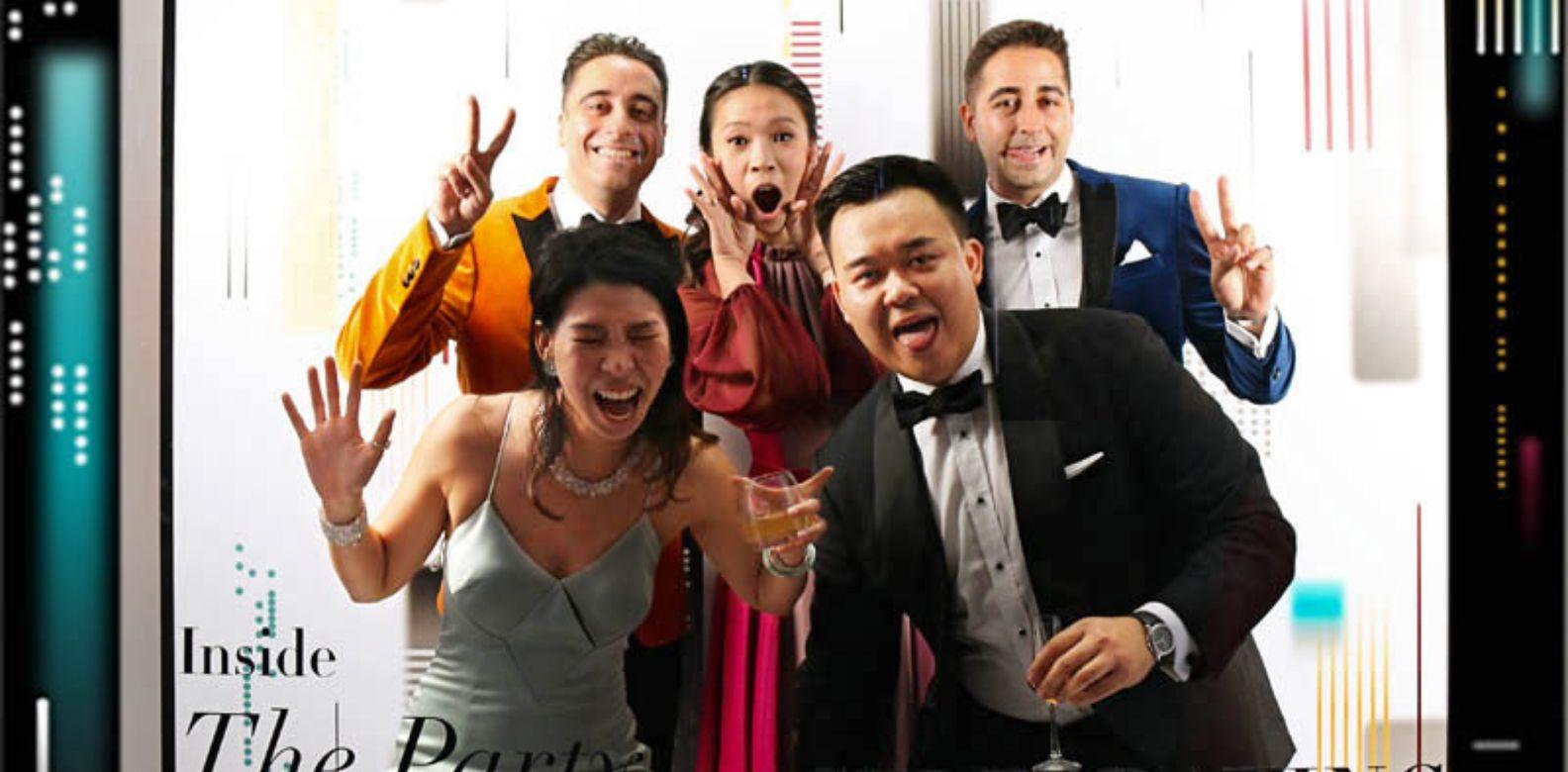 Kristine Li, Manesh Chellaram, Vickie Li, Jonathan Kwok, Manoj Chellaram