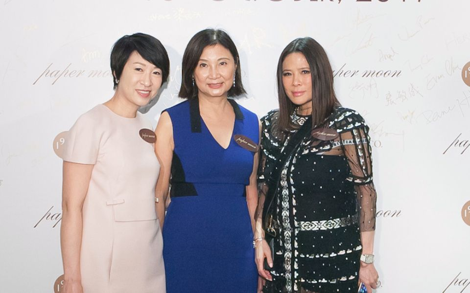 Michelle Ma, Catherine Kwai and Yvette Yung
