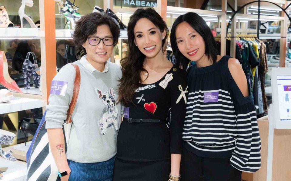 Gigi Chao, Yen Kuok, Jaime Ku