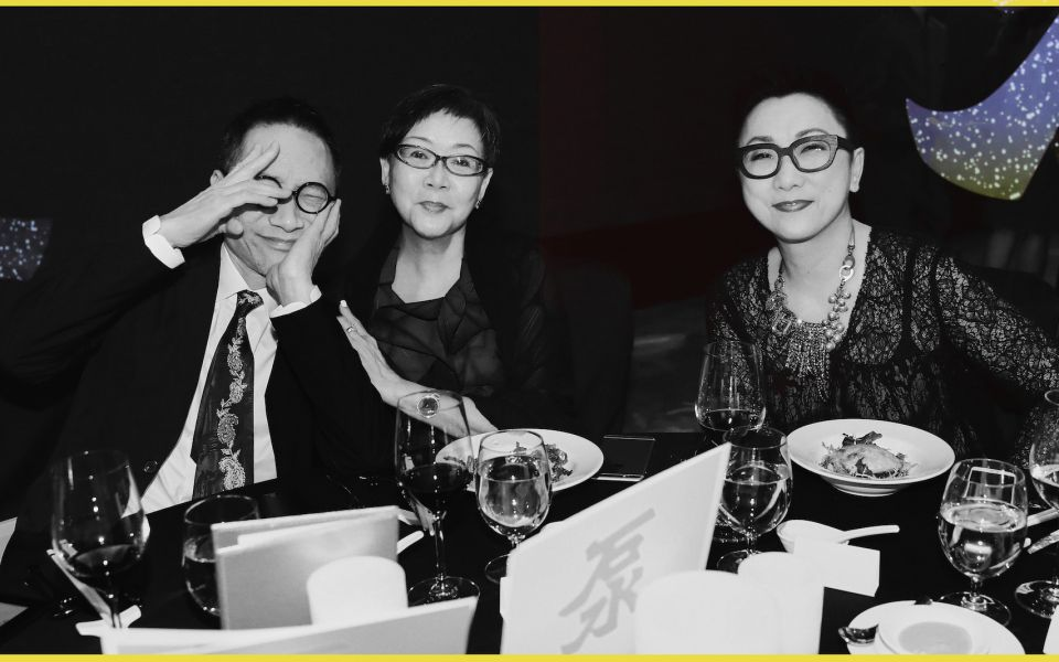 Alan Chan, Sandra Chan, Tina Liu
