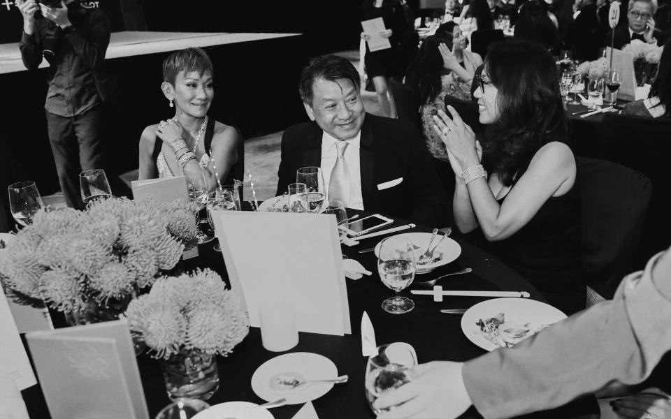 Marie-Christine Lee-Louey, Nissim Tse, Sharie Ross-Tse