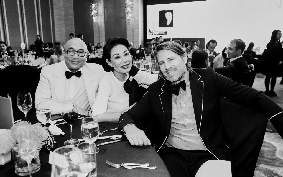 David Au, Bonnae Gokson, Rodman Primack