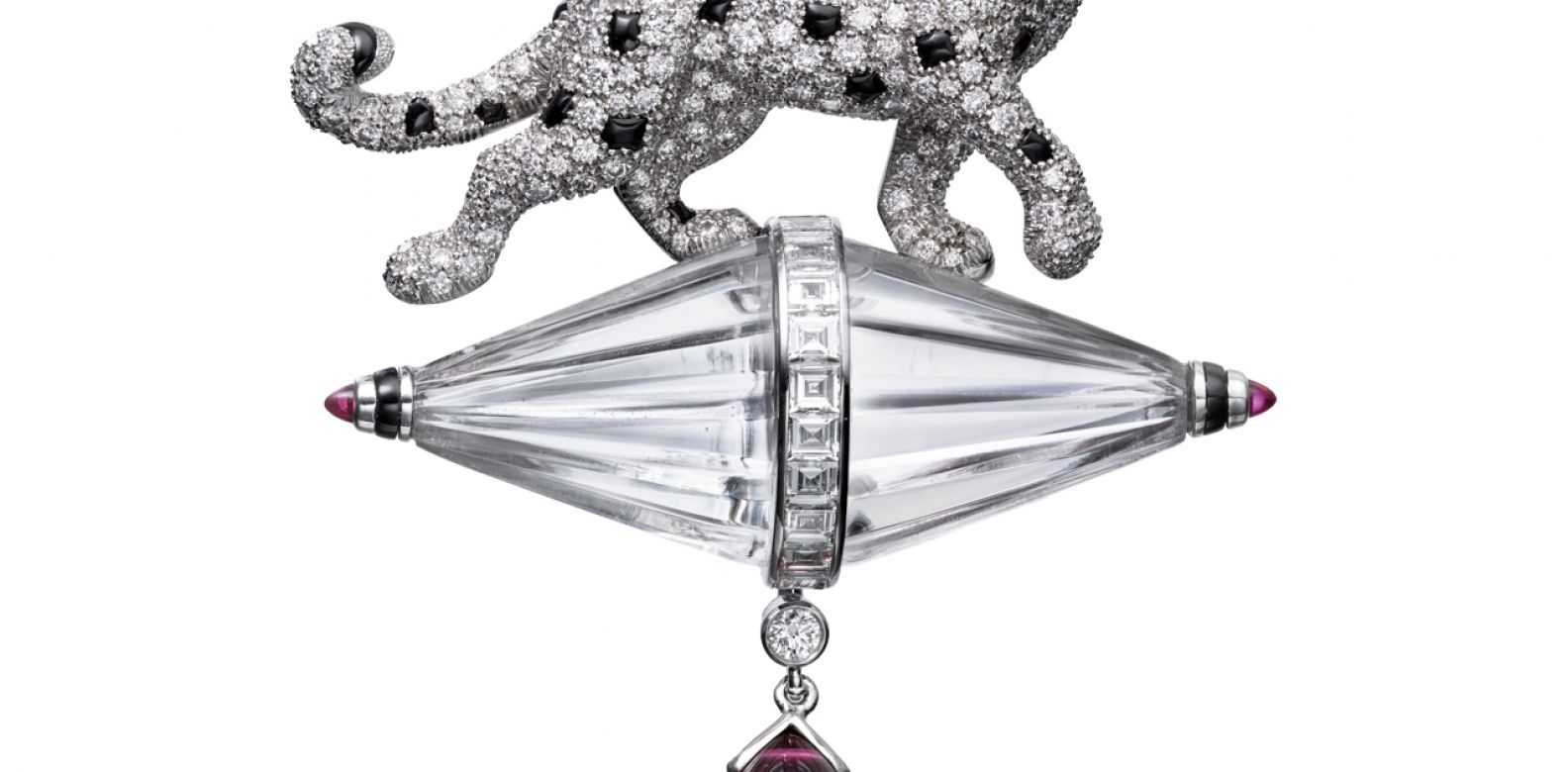 product cartier branch ruby mozaffarian yellow fine diamond francisco bird on shapur gold san brooch