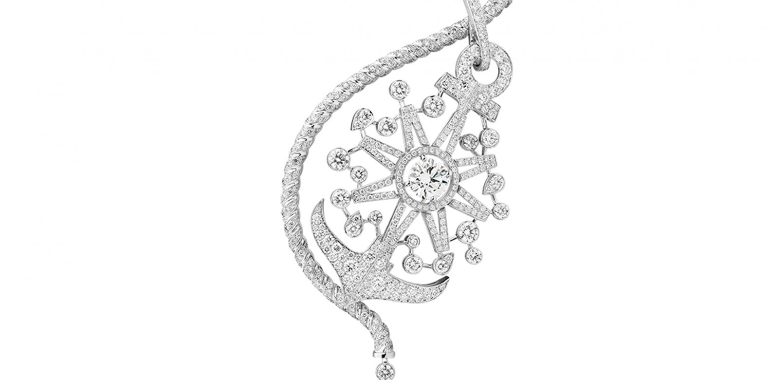 Yachting Day brooch by Chanel