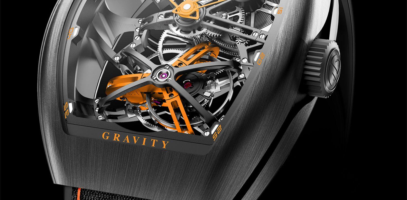 Franck Muller Gravity Skeleton