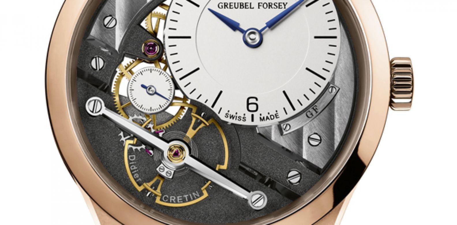 Greubel Forsey Signature 1