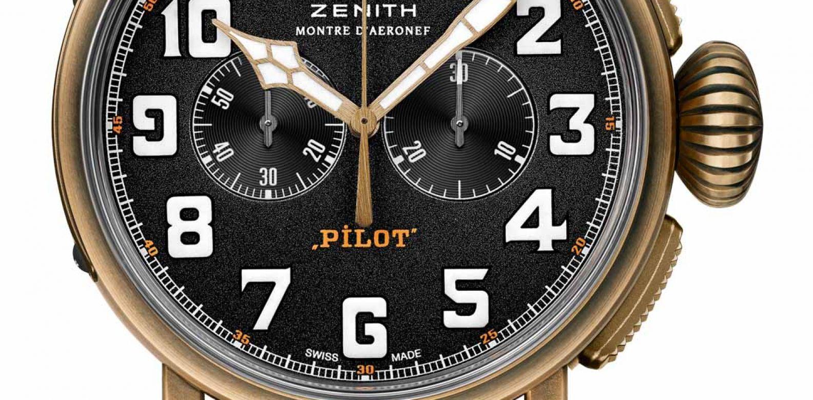 Zenith Pilot 20 Chronograph