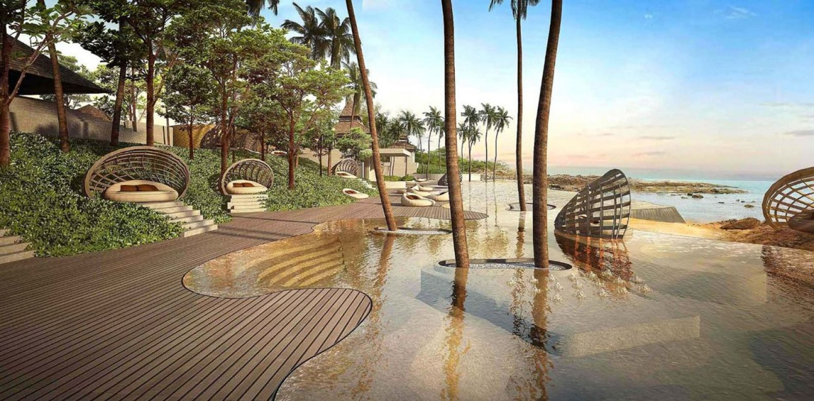 Image result for ritz carlton koh samui