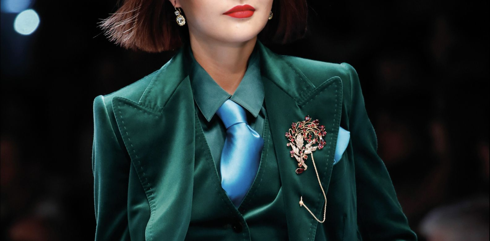 The Brooch Is Back: But Where Did They Come From?