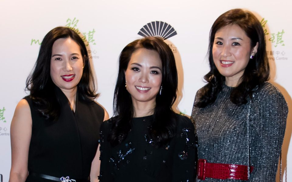 Diana King, Anne Wang-Liu, Leigh Tung-Chou