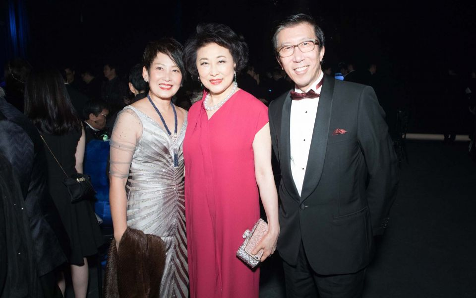 Pauline Chan, Sophia Kao-Lo, Michael Chan