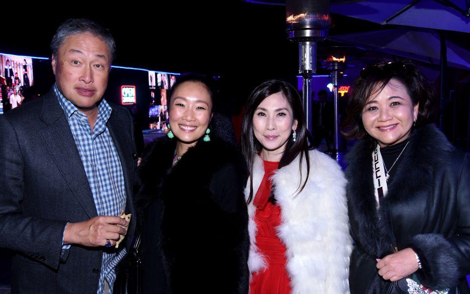 Kevin Chau, Chelsea Chau-Kuok, Ming Ho-Tang, Sue-Lynn Woo-Hwa
