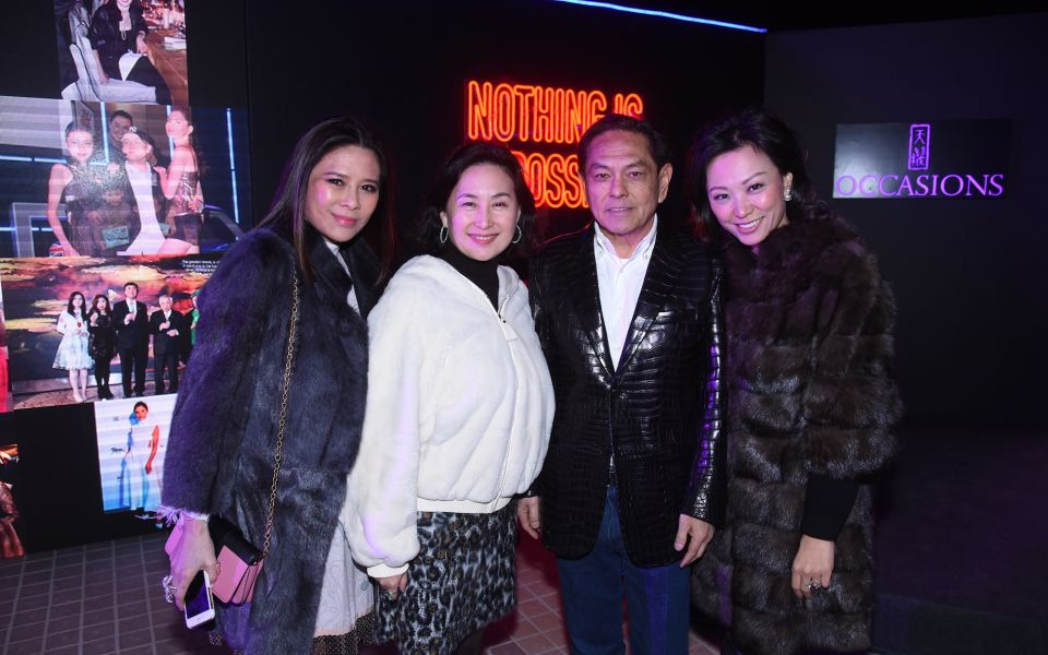 Yvette Yung, Pansy, Ho, Charles Ho, Michelle Cheng-Chan